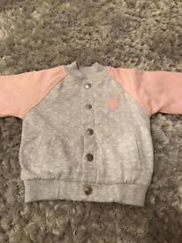 Girls 12-18 months jackets/cardigan