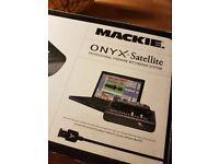 Mackie Onyx satelltte Firewire Soundcard