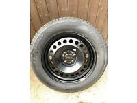 Wheel and tyre Toledo 225/60/17 99h m&s