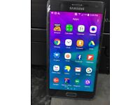 Samsung Galaxy Note Edge - 32GB - 4G Unlocked Smart mobile phone