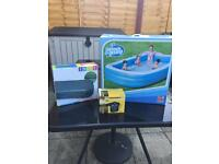 ***Brand New***Adult/children's pool includes pump and cover