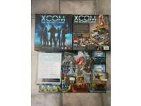 Xcom board game (needs free app on a tablet/phone to play)