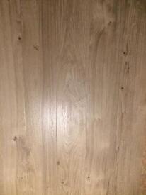 Sun bleach oak floor £75 only