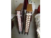 Folding guest beds