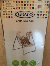 Grace Baby Delight - Baby Swing