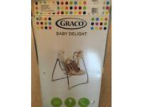 Grace Baby Delight - Baby Swing