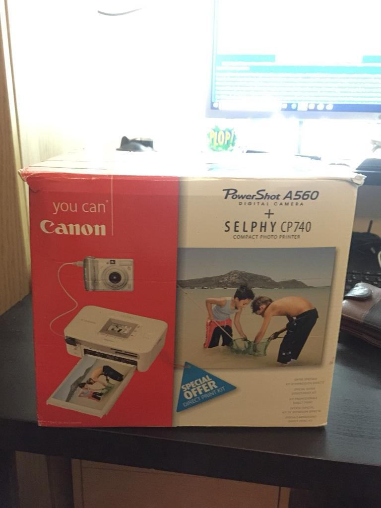 Canon Camera Photo Printer In St Mellons Cardiff Gumtree 740