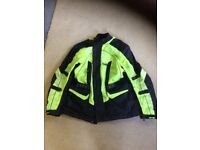 """Motorcycle jackets Size 48 """" chest."""