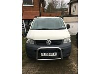 PANEL VAN 09 VW TRANSPORTER 110 HP 1.9 TDI 103K miles £6600