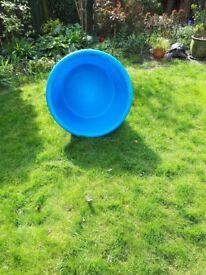 Koi treatment bowl 400 mm deep X 700 mm dia.