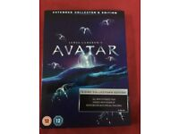 AVATAR - 3 disc collectors edition with cards