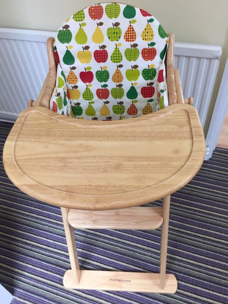 For Sale Wooden high chair