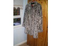 Faux Fur coat for sale
