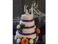 Wedding Cake (Four Tier)
