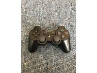 PS3 dual shock sixaxis controller