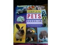 Complete pets handbook