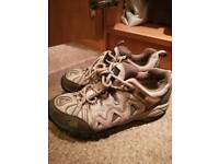 North face lady walking boots, size 6