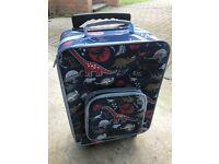 Boys suitcase