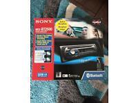 Sony MEX-BT2500 Bluetooth Car Stereo CD Player