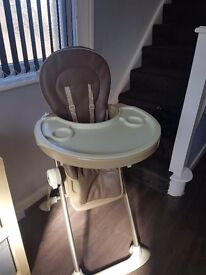 Mothercare highchair for sale