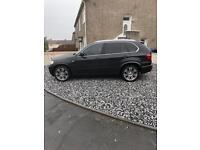 BMW X5 40D M Sport 7 Seats years mot
