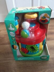 Brand new ELC twist and turn activity house