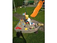Little Tikes Anchors Away Sand And Water Table