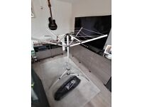 Rotary Washing Line Suitable for Camping or Caravan