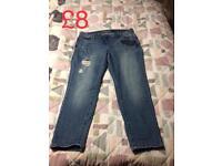 Next jeans size 16