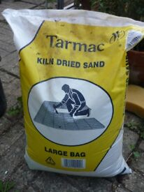 Kiln dried sand (large bag)