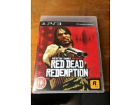 PlayStation 3 game - Red dead redemption