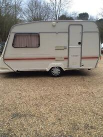 Abbey Lincoln 1990 2 berth in good clean condition
