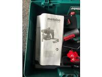 Metabo cordless 18v sds hammer drill