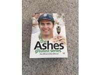 The Ashes: the greatest series. Cricket fans!