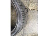 Bridgestone Run Flat Tyre 225/40R18 88W.