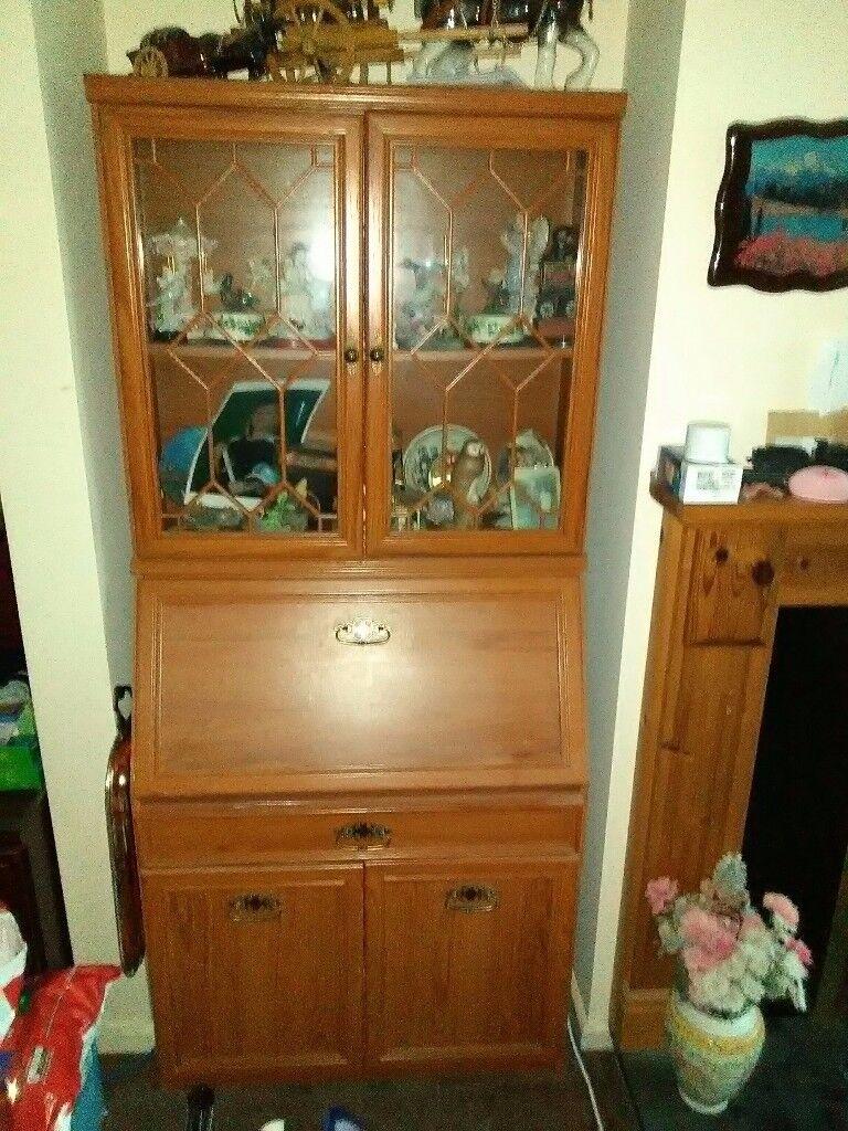 Desk Display Cabinet