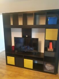 IKEA TV unit with storage