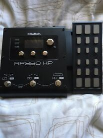 Digitech XP350 with power supply in very good working order