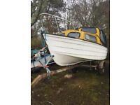 Mayland 16 boat