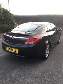 Vauxhall insignia 2.0 cdti-automatic-diesel-61 reg-low mileage-part exchange welcome