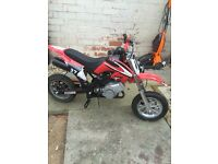 50cc mini moto dirt bike kids petrol