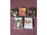 The Hills - DVD Sets Of Series 1, 2, 3, 4 & 5 - (88 Episodes)