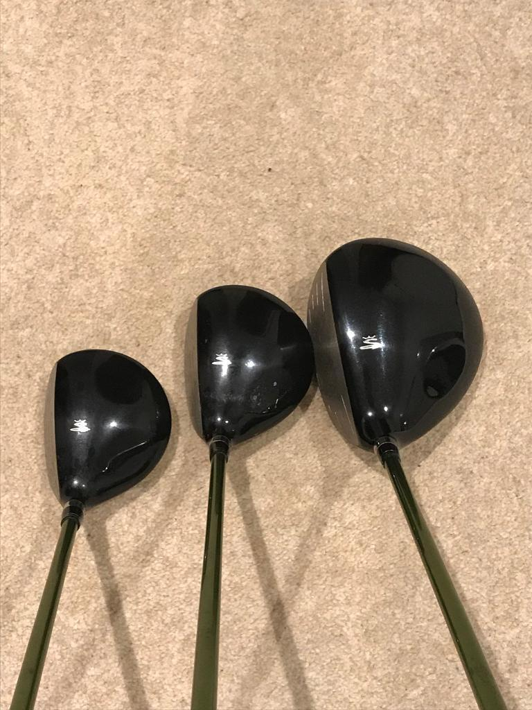king cobra f speed 460cc driver