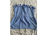 Summer school dresses