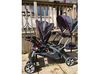 Sit to stand double buggy £50 o.n.o