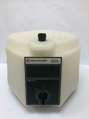 Fisher Scientific Centrifuge With Rotor Centrific Model 228