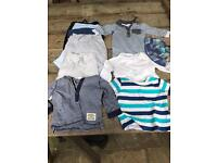 Boys Clothing Bundle age upto 3 months n 3-6 months 40 items