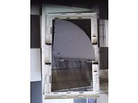 Cage for rodent or similar rat gerbil hamster etc