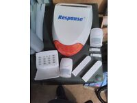 Wireless Burglar Alarm Kit