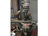 Machinery Available - Lathes, Millers, Grinders, Presses, etc.